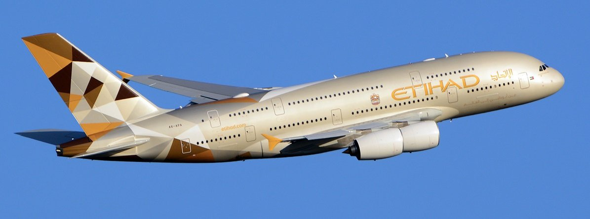 Etihad Airways Nigeria Booking Lagos